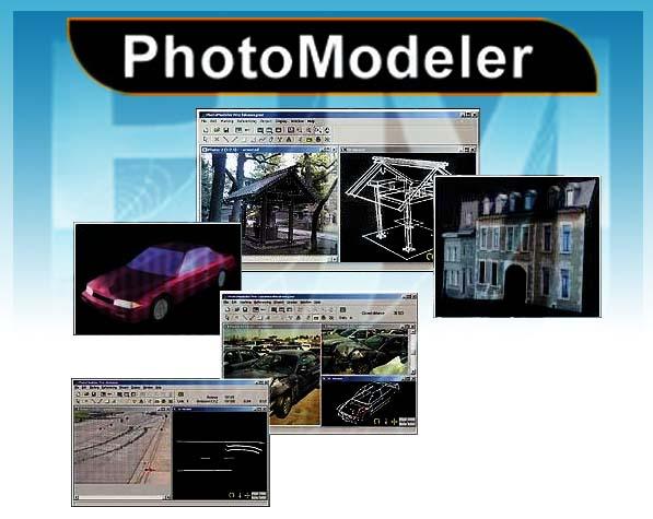 Photomodeler for Photo modele